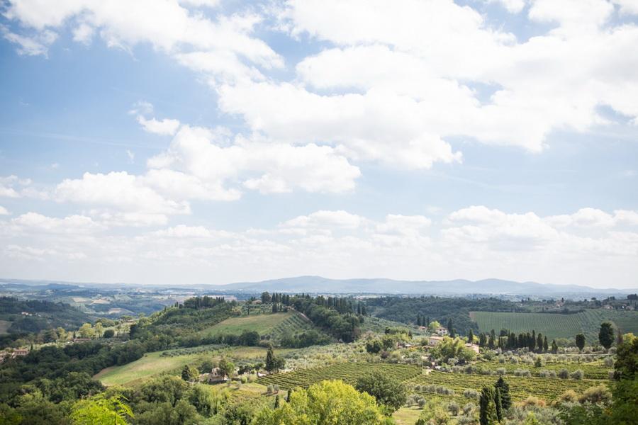 Toscane door de ogen van Pedro Kuit